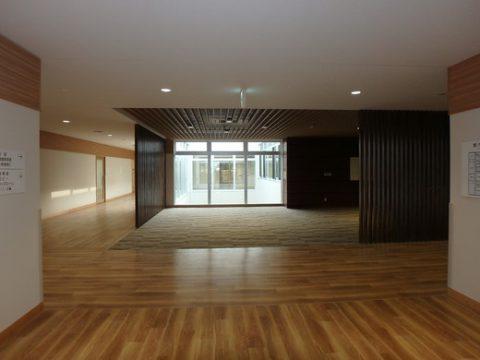 菊池市生涯学習センター建設