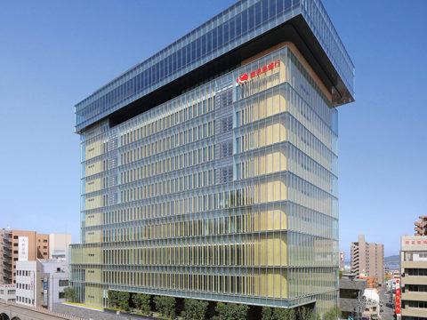 鹿児島銀行新本店ビル(仮称)新築工事
