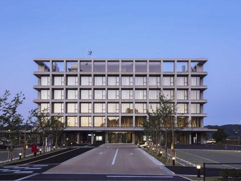 嘉麻市新庁舎建設工事